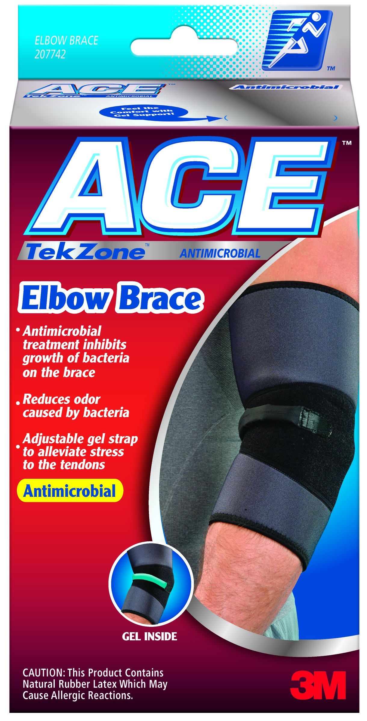 1 ELBOW SUPPORT ACE TENNIS ELBOW SUPPORT