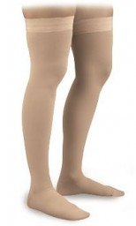 Activa Graduated Therapy Unisex Thigh Highs w/ Uni-Band Top 20-30 mmHg