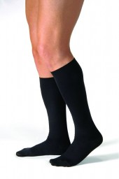 Jobst for Men 30-40 mmHg Extra Firm Casual Knee High Support Socks