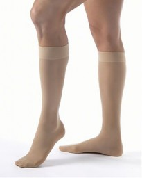 "Jobst Ultrasheer Petite Knee Highs 15-20 mmHg (15"" or less)"