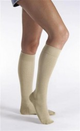 Jobst CasualWear Knee High 20-30 mmHg New!!