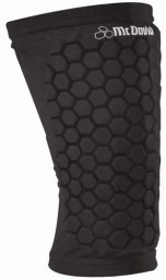 McDavid HexForce Knee/Elbow/Shin Pad - Black