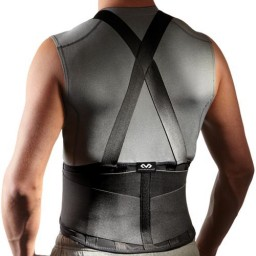 McDavid Level 2 Back Support w/ Suspenders