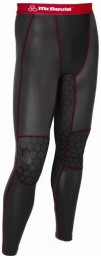 McDavid Men's True Compression Recovery Pants