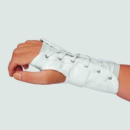 SAI Cloth Wrist Splint - Reversible