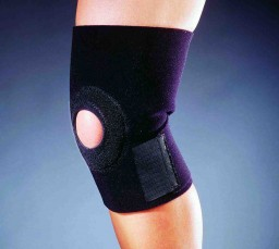 SAI Knee Wrap with Patellar Stabilizing Pad