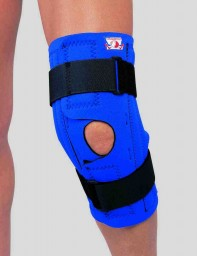 SAI Neoprene Knee Stabilizer Wrap - Spiral Stays