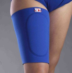 SAI Neoprene Thigh Support - Oval Pad