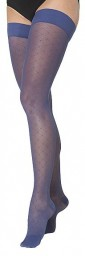 Sigvaris 710 Allure 15-20 mmHg Women's Closed Toe Thigh Highs - 711N
