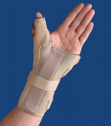 Swede-O Thermoskin Carpal Tunnel Brace with Thumb Spica