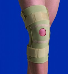 Swede-O Thermoskin Hinged Knee Range of Motion Brace