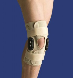 Swede-O Thermoskin Hinged Knee Wrap Flexion/Extension