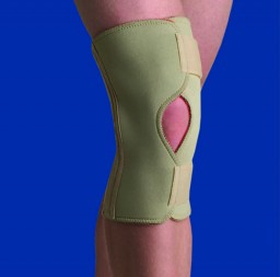 Swede-O Thermoskin Open Knee Wrap Stabilizer