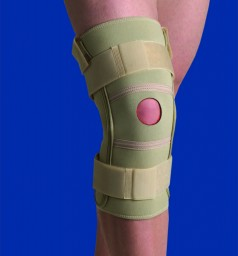 Swede-O Thermoskin Hinged Knee Dual Pivot Brace
