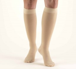 Truform Women's TruSheer 30-40 mmHg Knee High Support Stockings