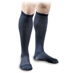 Activa Sheer Therapy Men's Herringbone Pattern Casual Socks 15-20 mmHg
