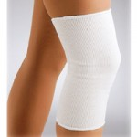FLA Elastic Pullover Knee Support