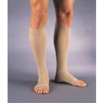 Jobst Relief 15-20 mmHg Open Toe Knee Highs Unisex