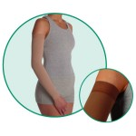 Juzo Soft 2001CG Armsleeve 20-30mmHg w/ Silicone Top Band