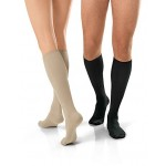 Jobst 15-20 mmHg Knee High Travel Socks