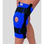 SAI Neoprene Knee Stabilizer - Hinged Bars