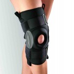 SAI Orthotex Knee Stabilizer - ROM Hinged Bars