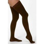 Venosan Ultraline 20-30mmHg Open Toe Thigh High W/Silicone Top